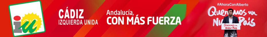 IZQUIERDA UNIDA - CÁDIZ