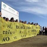 manifestacion-contra-el-dragado-del-rio-guadalquivir