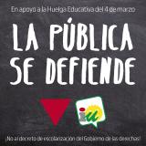 huelga-educacion-publica-decreto-escolarizacion-junta